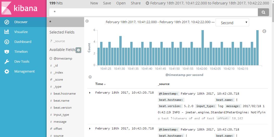 JMeter – Centralized Logging Solution in Distributed Testing